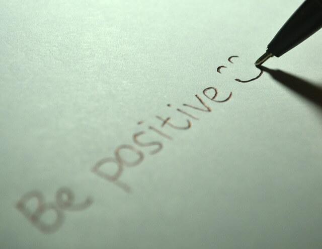 자기계발에 도움되는 긍정적인 생각의 장점