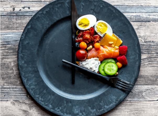 단식다이어트 : 하루 한 끼 식사 간헐적단식