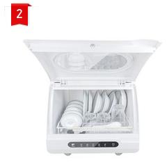 1인용식기세척기 추천 제품 : 무설치 원룸 1인가구 2인용 가정용 소형 젖병 설거지
